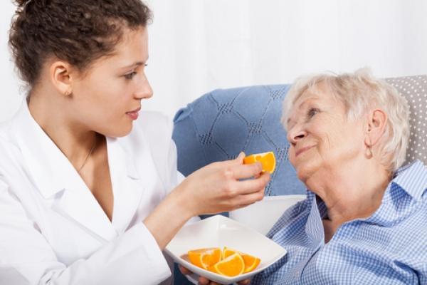 La corretta alimentazione degli anziani