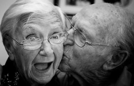 La serenità è la migliore vecchiaia