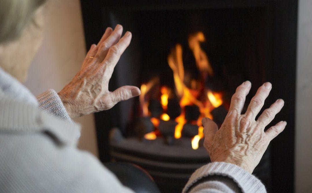 Emergenza freddo: come proteggere la popolazione anziana