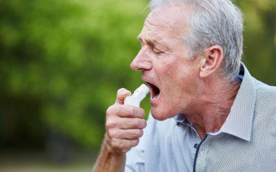Le malattie respiratorie nella terza età icare iCare – Servizi a domicilio per anziani e disabili asma 400x250