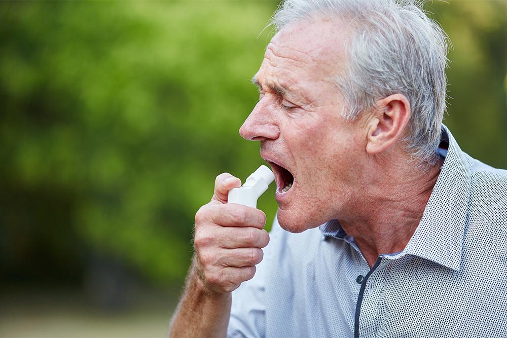 Le malattie respiratorie nella terza età