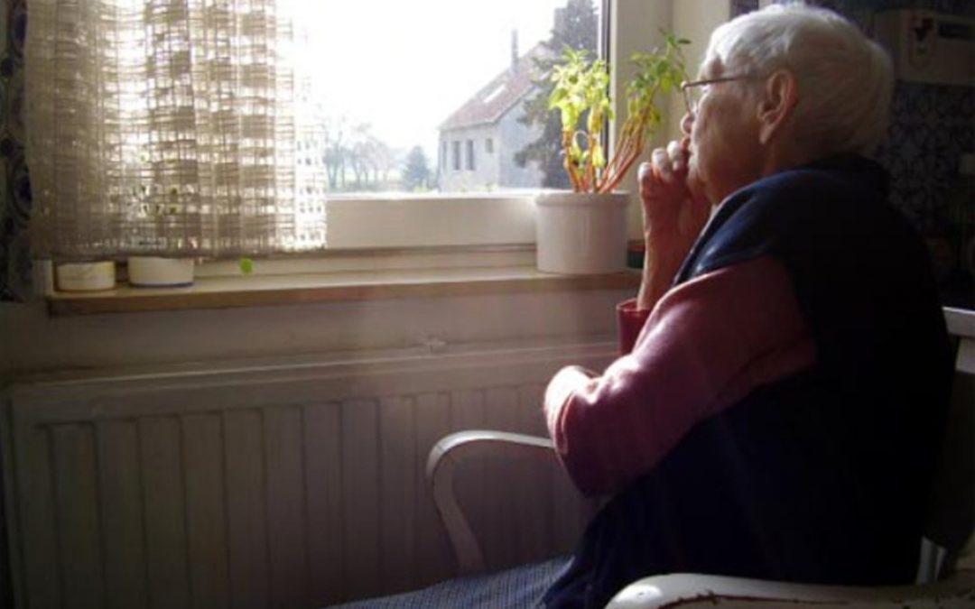 Estate: come prevenire la depressione nell'anziano