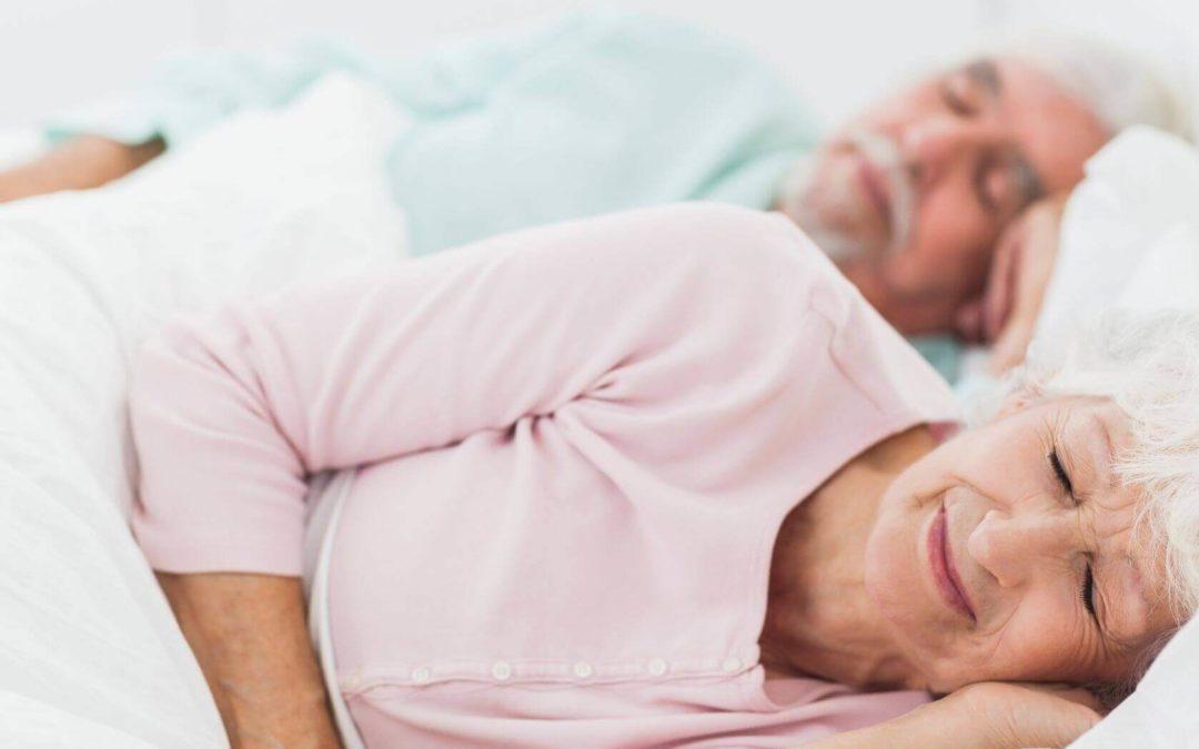 L'insonnia e i disturbi del sonno nell'anziano