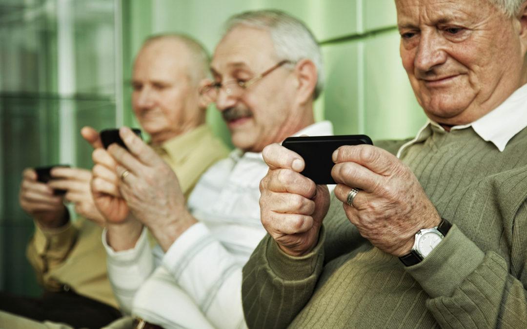 Anziani e nuove tecnologie: una combinazione vincente