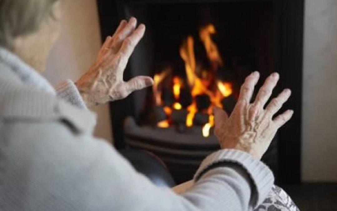 Ipotermia negli anziani, come evitarla