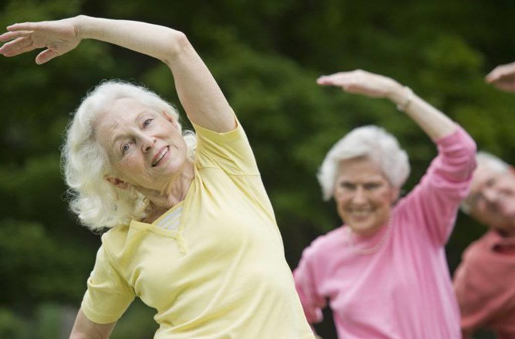 Prevenire l'ictus: anche in casa il movimento è indispensabile